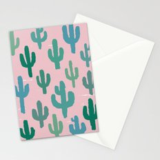 Candy Cactus Stationery Cards