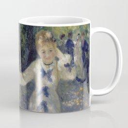 """Auguste Renoir """"The Swing"""" Coffee Mug"""