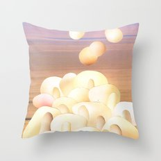 autoregeneration Throw Pillow