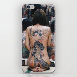 Wabori #1 iPhone Skin