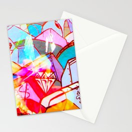 Graffitious Stationery Cards