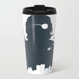 John Carpenter's Escape From New York Metal Travel Mug