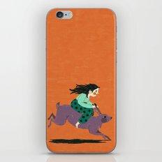 Hop iPhone & iPod Skin