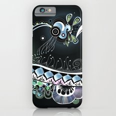 Tangle fascination in the dark Slim Case iPhone 6s
