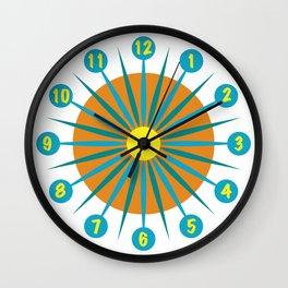 Mod Clock 3 Wall Clock