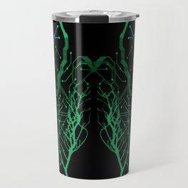 Techno Tree Travel Mug