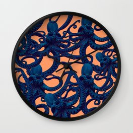 Ultron_tentacles Wall Clock