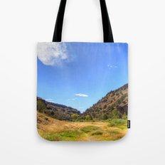 Gila Valley Meadow Tote Bag