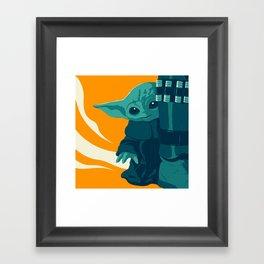 """""""The Child"""" by Matt Kehler Framed Art Print"""