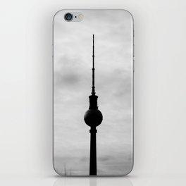 TV Tower iPhone Skin