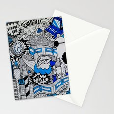 Livin' For The City Stationery Cards