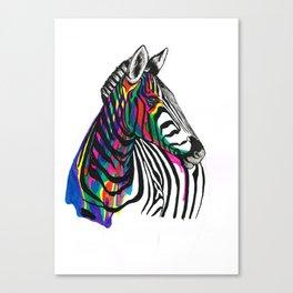 Almost a Unicorn Canvas Print