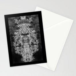 Dark trees Stationery Cards