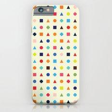 Dot Triangle Square Plus Repeat iPhone 6s Slim Case