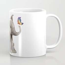 Baby Boo Butterfly Coffee Mug