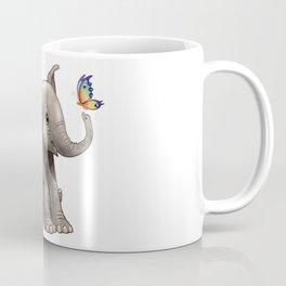 Baby Boo Butterfly Coffee Mug