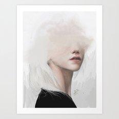 Nina 4 Art Print