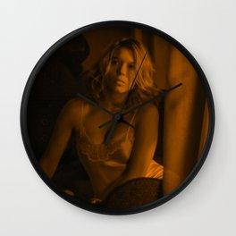 Lea Seydoux - Celebrity Wall Clock