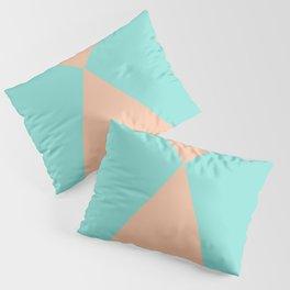 Mid Century Modern 4 Pillow Sham