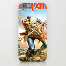iron the troopers maiden 2020 iPhone Case