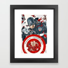 Civil War Framed Art Print