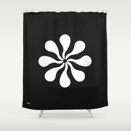 Sashimono - Toratane Shower Curtain