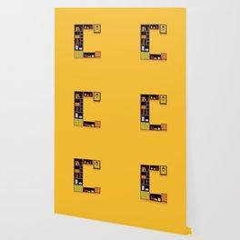 Alphabet Drop Caps Series- C Wallpaper