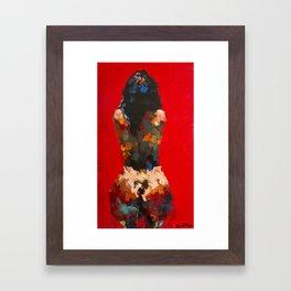 """""""HER"""" - Signed Framed Art Print"""