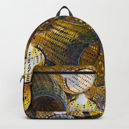 Lights On Backpack