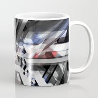 sonic Mugs featuring Sonic by Subcon