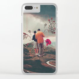 Chances & Changes Clear iPhone Case