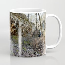 Alone in Secret Hollow with the Caves, Cascades, and Critters, No. 18 of 21 Coffee Mug