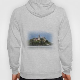 Lake in the mountains Hoody