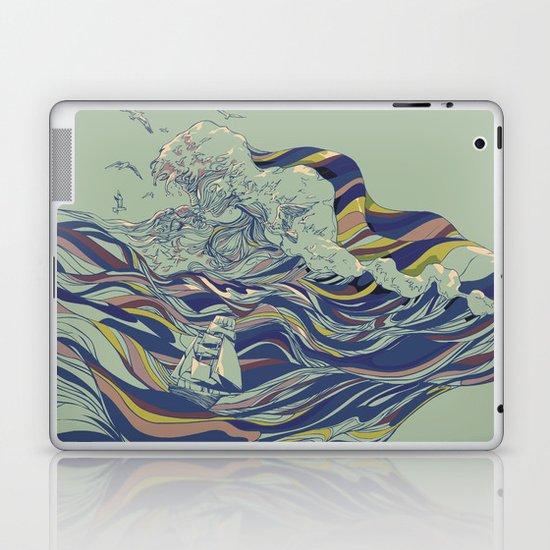 OCEAN AND LOVE Laptop & iPad Skin