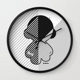 Munny Graphico Wall Clock