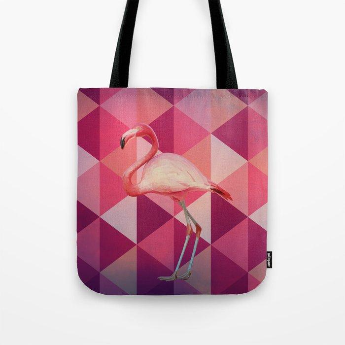 Phoenicopterus Ruber Tote Bag
