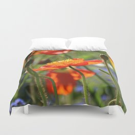 Flower #5 Duvet Cover