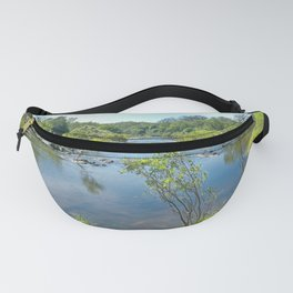 Magnificent tranquil river Fanny Pack