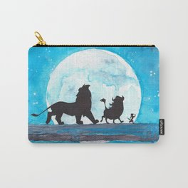 The Lion King Stencil Carry-All Pouch