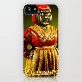 Mammy iPhone Case
