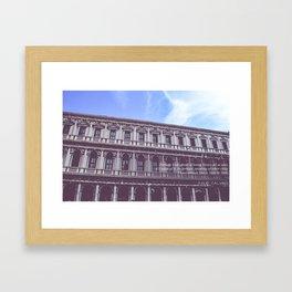 Venetian Architecture Framed Art Print