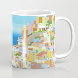 VIDIGAL FAVELA IN RIO Coffee Mug