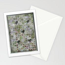 Village Life 01a Stationery Cards