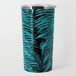 Turquoise Twosome Travel Mug