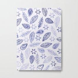 Floral #১ Metal Print