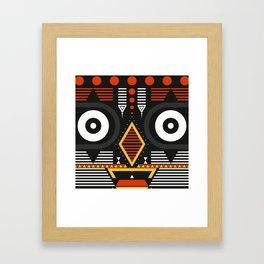 bobo bwa Framed Art Print