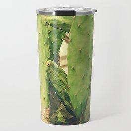 Southwest Desert Cactus Travel Mug