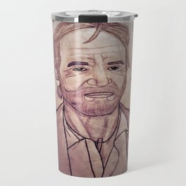 Tommy Chong by Double R Travel Mug