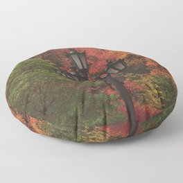Narnia: Falling For Fall Floor Pillow