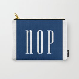 NOP Carry-All Pouch
